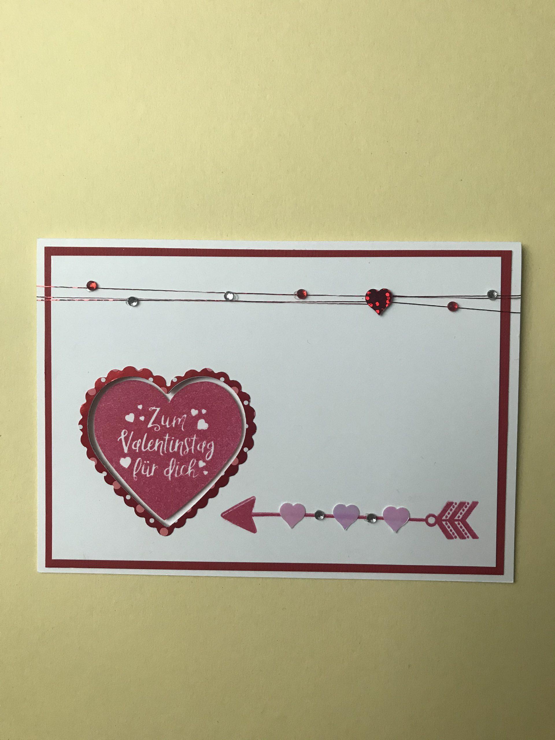 Valentiskarte