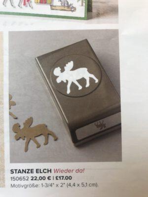 Lichterkette Elch (04)