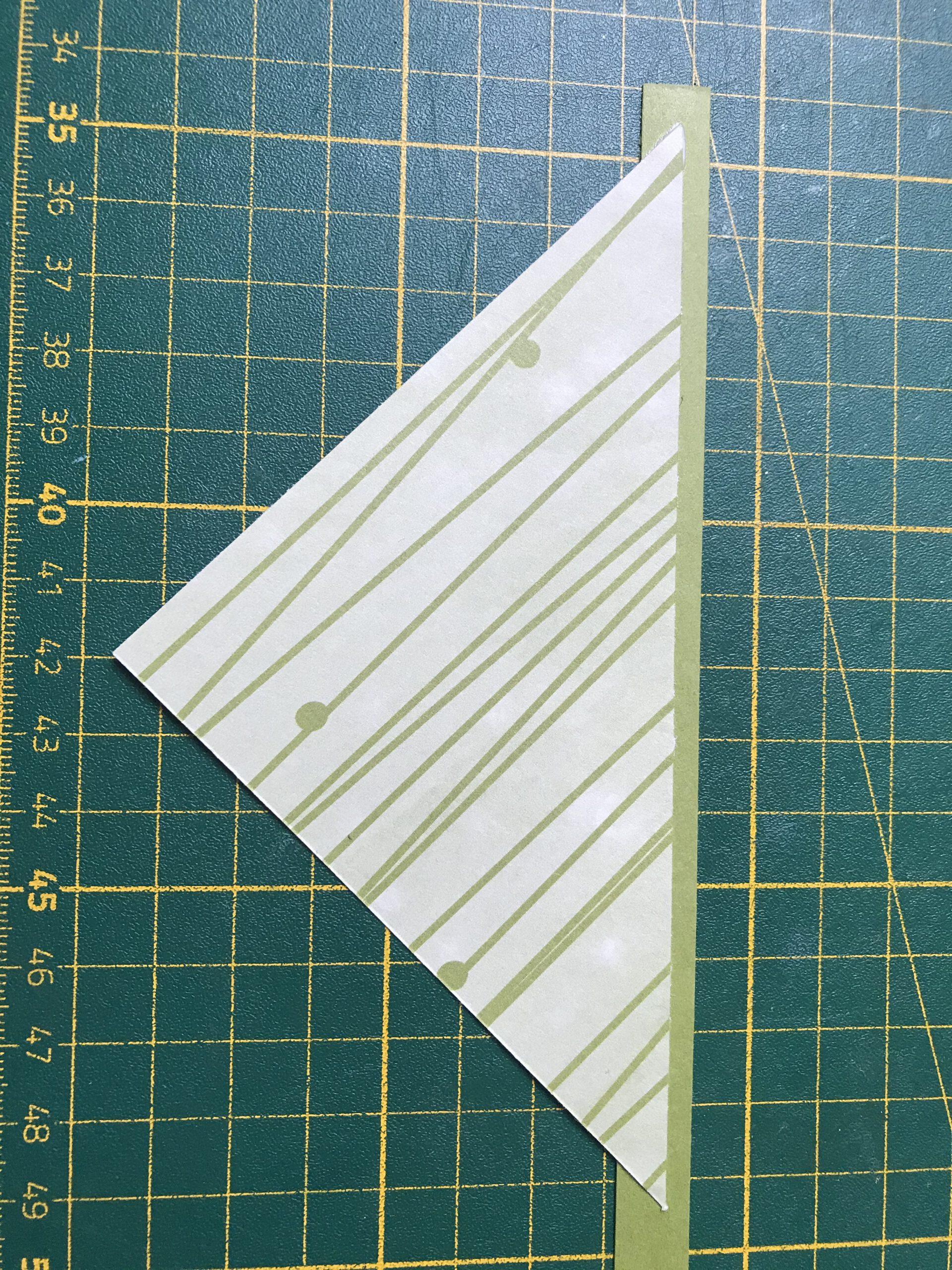 Panel Card Papierblüten