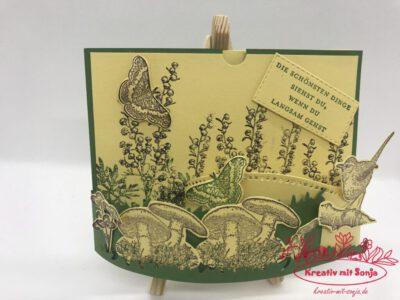 Bendi Fold Card In der Natur
