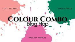 Blog Hop Colour Combo