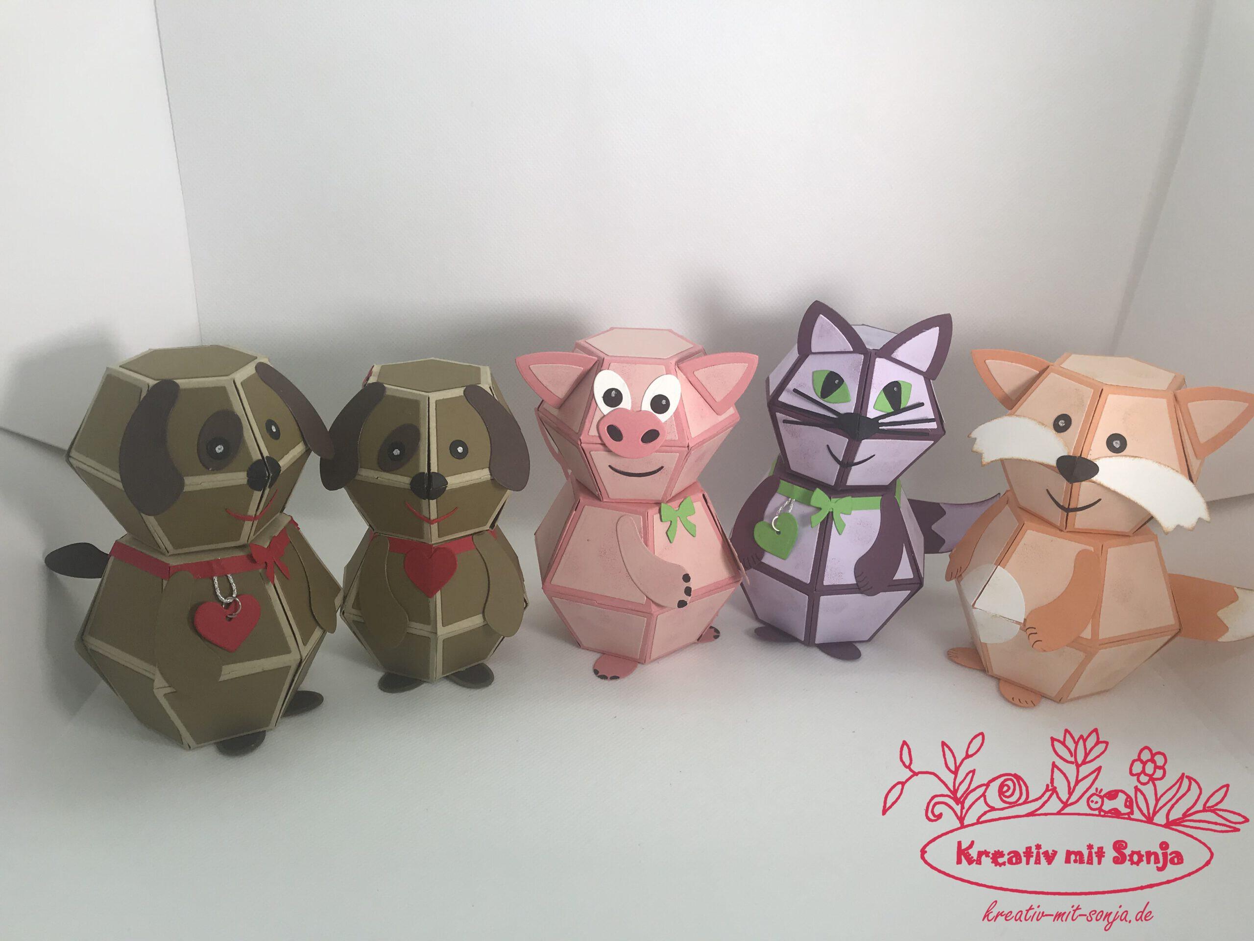 Pop-up Tiere (1)