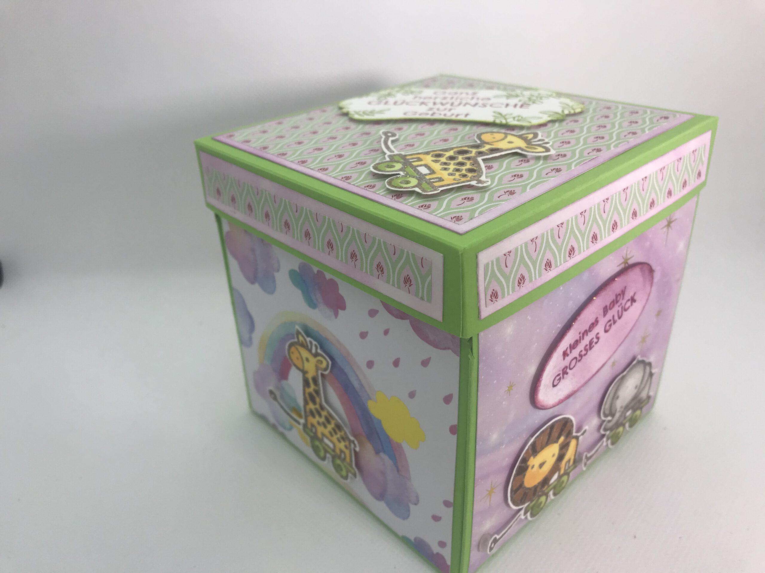 Explosionsbox Baby (2) - 4