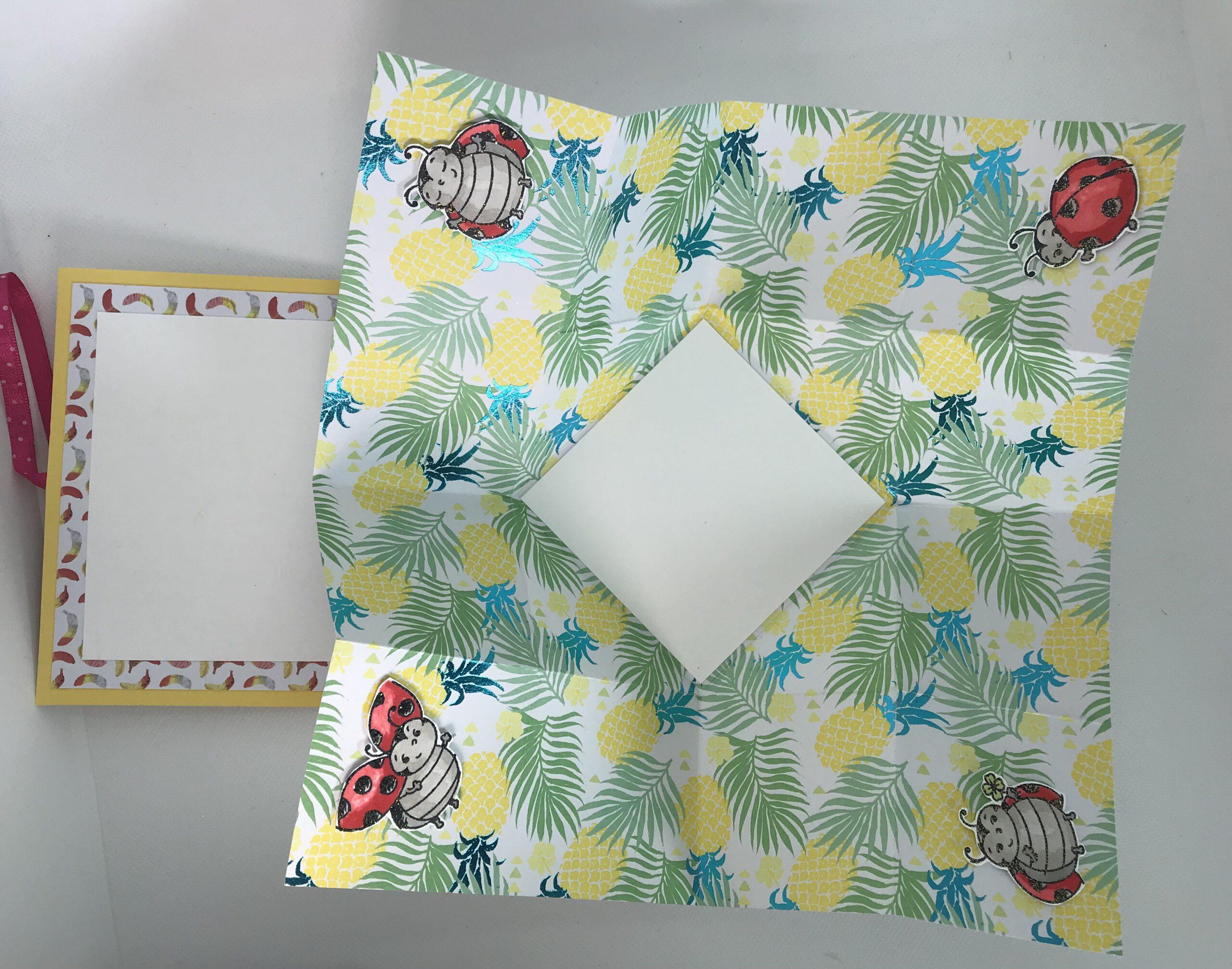 Fun-Fold (2) 13x13 cm - 3